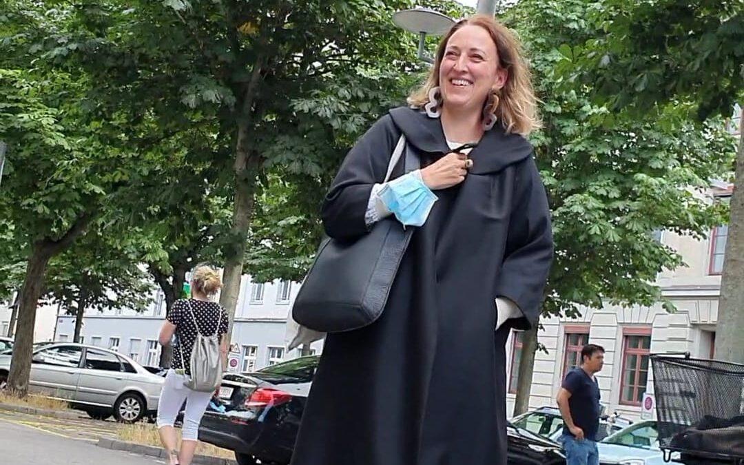 Arbeitsjubiläum Sabine Roos